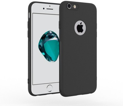 PaJo Back Cover for Apple iPhone 6 Plus(Black, Camera Bump Protector)