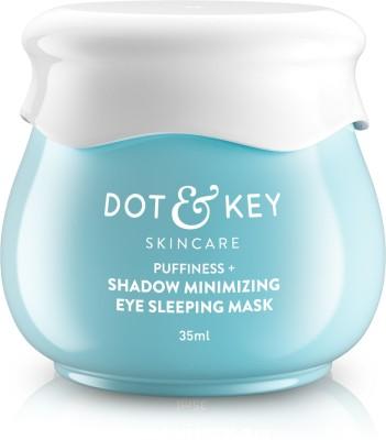 Dot & Key Puffiness & ShadowMinimizing Eye Sleeping Mask(20 ml)