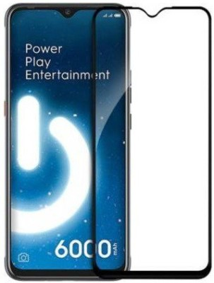 NSTAR Edge To Edge Tempered Glass for Tecno Spark Power 2(Pack of 1)