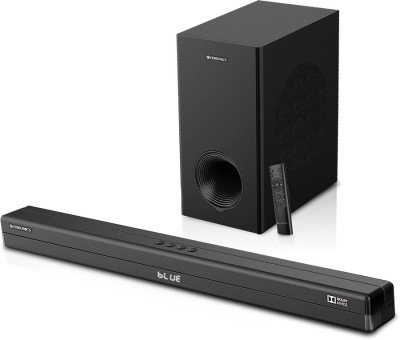Zebronics Juke bar 9700 Dolby Atmos 450 W Bluetooth Soundbar(Black, 2.1 Channel)