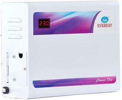Everest EW 400 D Voltage Stabilizer White