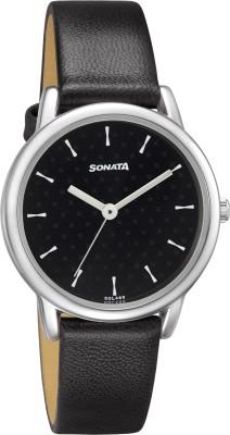 SONATA 8172SL03 Analog Watch - For Women