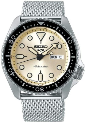 Seiko SRPE75K1 Analog Watch - For Women