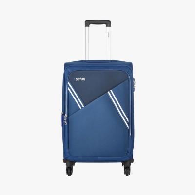 SAFARI SWIFT PLUS 59 4W Expandable Cabin Luggage   20 inch