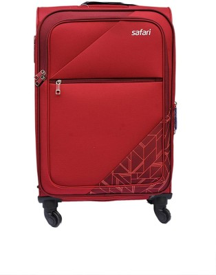 Safari TRIBE Expandable Cabin   Check in Luggage   24 inch