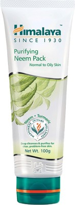 HIMALAYA Purifying Neem Face Pack (100 g)