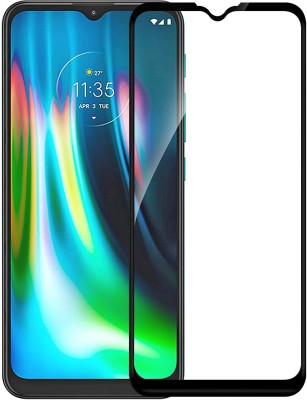 Dainty Edge To Edge Tempered Glass for Motorola Moto G9(Pack of 1)