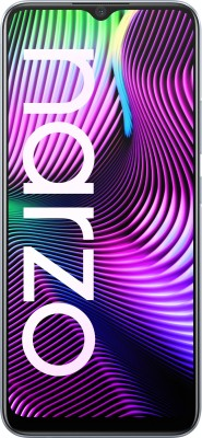 Realme Narzo 20 (Glory Silver, 64 GB)(4 GB RAM)