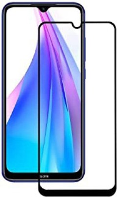 king guard Edge To Edge Tempered Glass for Realme C3(Pack of 1)