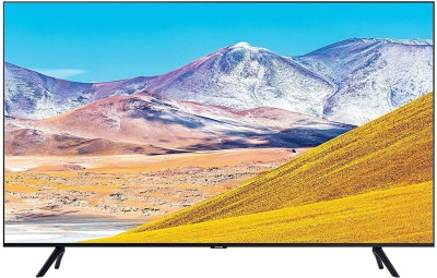 SAMSUNG 139 cm (55 inch) Ultra HD (4K) LED Smart TV(UA55TU8000KXXL)