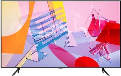 SAMSUNG 139 cm (55 inch) QLED Ultra HD (4K) Smart TV(QA55Q60TAKXXL)
