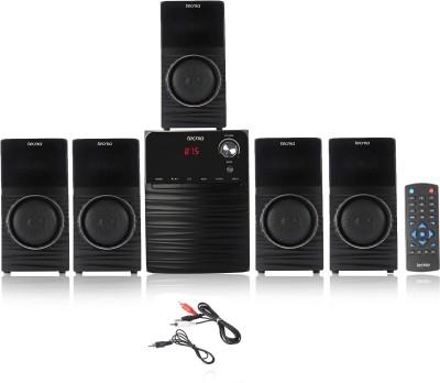 TECNIA Atom King 509 50 W Bluetooth Home Theatre(Black, 5.1 Channel)