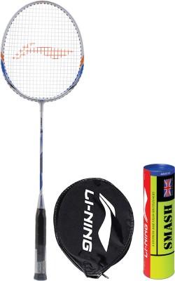 LI-NING XP-80-IV & Smash Medium Shuttle Badminton Kit
