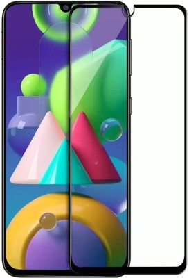 Gorilla Ace Edge To Edge Tempered Glass for Samsung Galaxy M21, Samsung Galaxy M31(Pack of 1)