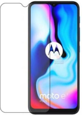 EASYKARTZ Tempered Glass Guard for Motorola Moto E7 Plus(Pack of 1)
