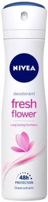 NIVEA Fresh Flower Deodorant for Women Deodorant Spray  -  For Women(150 ml)