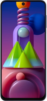 Samsung GALAXY M51 (ELECTRIC BLUE, 128 GB)(6 GB RAM)