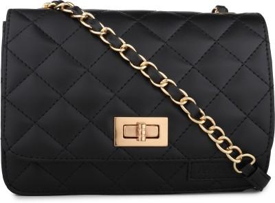 Amyence Black Sling Bag AY-WSB-Diamond-Black