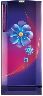 Godrej 190 L Direct Cool Single Door 4 Star (2020) Refrigerator(Ray Purple, RD EDGEPRO 205D 43 TAI RY PR)