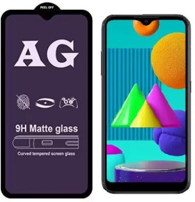 S-Hardline Edge To Edge Tempered Glass for Samsung Galaxy M01(Pack of 1)