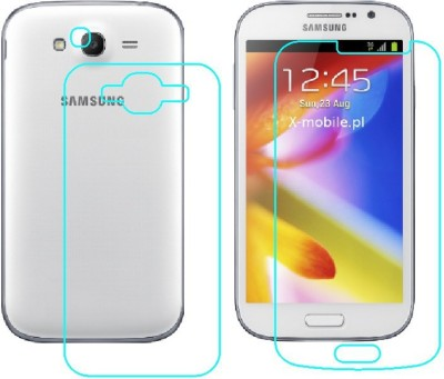 RVK Front and Back Tempered Glass for Samsung Galaxy Grand Duos GT-i9082(Pack of 1)