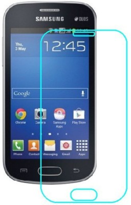 DARSHILGOLBE Edge To Edge Tempered Glass for Samsung Galaxy Trend Duos S7392(Pack of 1)