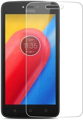 BPD Edge To Edge Tempered Glass for Motorola Moto C Plus(Pack of 1)