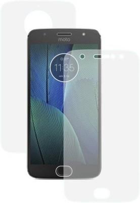 BPD Edge To Edge Tempered Glass for Motorola Moto G5 Plus(Pack of 1)