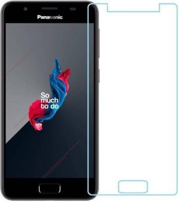 DARSHILGOLBE Edge To Edge Tempered Glass for Panasonic Eluga Ray 500(Pack of 1)