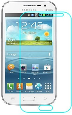 RVK Edge To Edge Tempered Glass for Samsung Galaxy Grand Quattro (Win Duos) I8552(Pack of 1)