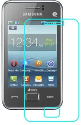 DARSHILGOLBE Edge To Edge Tempered Glass for SAMSUNG REX 80(Pack of 1)