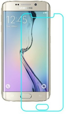 DARSHILGOLBE Edge To Edge Tempered Glass for Samsung Galaxy S6 Edge(Pack of 1)