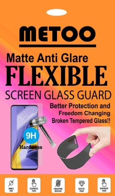 METOO Impossible Screen Guard for HTC One ME Dual SIM Tempered Glass(Pack of 1)