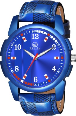 Rizzly 216-Blue Sporty look Designer For Boys And Men Analog Watch -...