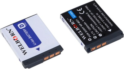 WELBORN NP BD1 Sony Camera Battery Pack of 2