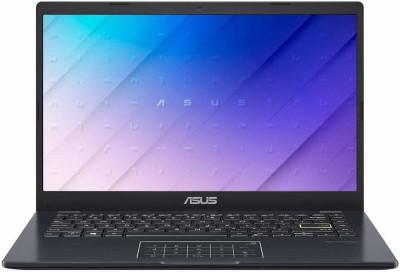 Asus E410 Pentium Quad Core - (4 GB/256 GB SSD/Windows 10 Home) E410MA-EK319T Laptop(14 inch, Peacock Blue)