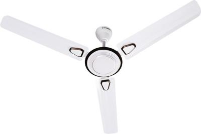 Crompton Super briz deco 1200 mm 3 Blade Ceiling Fan(Birkin White, Pack of 1)