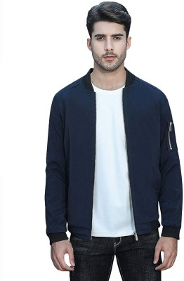 PAUSE Sport Full Sleeve Solid Men Jacket