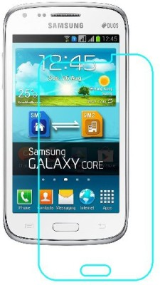 RVK Edge To Edge Tempered Glass for Samsung Galaxy Core I8260(Pack of 1)