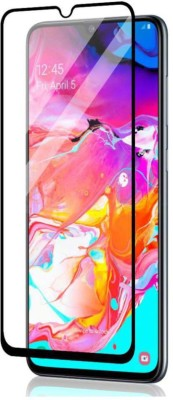 Case Creation Edge To Edge Tempered Glass for New Samsung Galaxy M21(Pack of 1)
