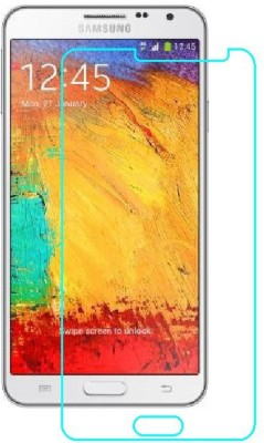 Ecomaholics Tempered Glass Guard for Samsung Galaxy Note 3 Neo(Pack of 1)
