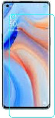 DARSHILGOLBE Edge To Edge Tempered Glass for OPPO Reno 4 Pro 5G (12GB RAM + 256GB)(Pack of 1)