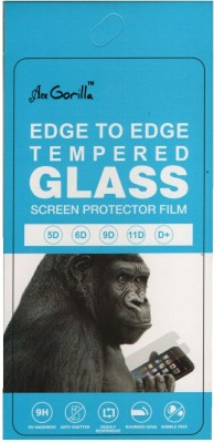 Ace Gorilla Edge To Edge Tempered Glass for Vivo V20 SE(Pack of 1)