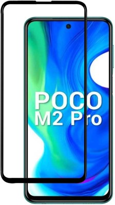 BuyMe Tempered Glass Guard for Poco M2 Pro, Mi Redmi Note 9 Pro, Mi Redmi Note 9 Pro Max, Poco X2, Mi Redmi Note 9S, Mi Redmi K30, Mi Redmi K30 Pro, Micromax IN Note 1(Pack of 1)