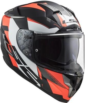 LS2 FF327 Motorbike Helmet(Multicolor)