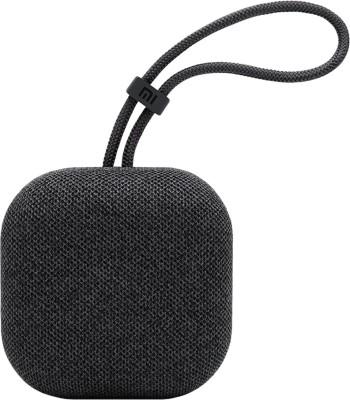 Mi Outdoor 5 W Bluetooth Speaker(Black, Mono Channel)