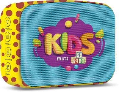 Saregama Carvaan Mini Kids 5 W Bluetooth Speaker(Blue, Stereo Channel)