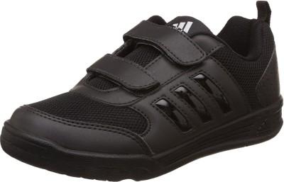 ADIDAS Boys Velcro Casual Boots Black