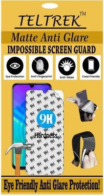 TELTREK Impossible Screen Guard for Lenovo A65(Pack of 1)