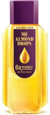 BAJAJ Almond Drops Hair Oil(500)